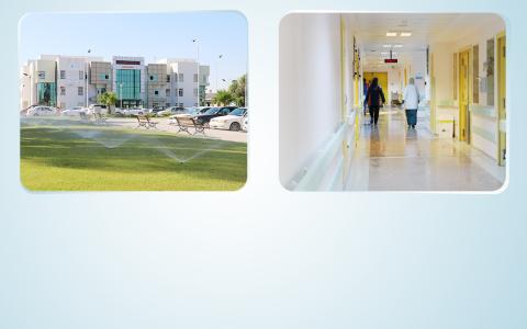 إحصائيةُ الربع الأول لسنة 2018م  بمركز مصراتة الطبي