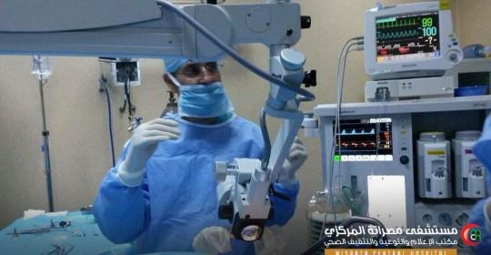 زيارة إنسانية من مستشفى مصراتة المركزي إلى مركز سبها الطبي