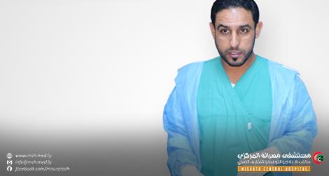 أبوشحمة : نستقبل المصابين من جميع مدن ليبيا