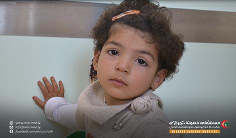 جَنَى : طفلة ليبية زرعت القوقعة وتؤهل للنطق
