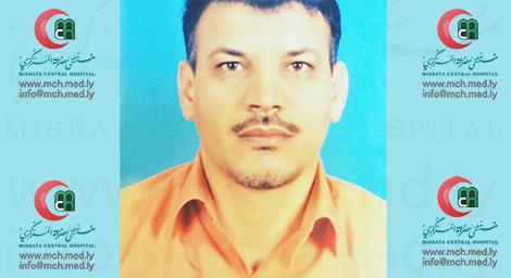 وفاة أحد أطباء مصراتة المركزي