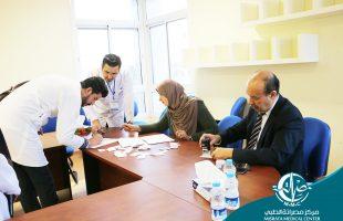 الامتحان السريري في مادة الجراحة لطلبة سنة الخامسة بكلية الطب البشري جامعة مصراتة