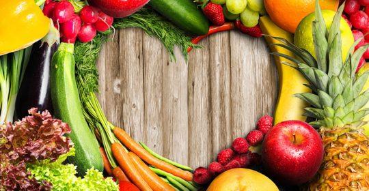 دراسة: الفواكه والخضراوات تحسن الحالة النفسية